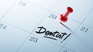 dental appointment reminder